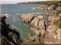 SX5946 : Butcher's Cove by Derek Harper