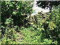 SD7664 : Stile near Black Bank by Humphrey Bolton