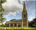 SK8943 : Parish Church of St Mary, Marston by David Dixon