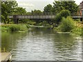 SK9871 : Stamp End Bridge by David Dixon