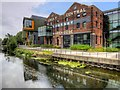 SK9770 : Great Central Warehouse, Lincoln by David Dixon