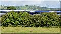 J2385 : Railway embankment, Templepatrick (August 2014) by Albert Bridge