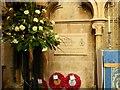 SK9771 : Bomber Command Memorial, St Michael's Chapel by David Dixon