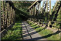 SO8899 : Old railway bridge over the Staffs & Worcs Canal by Stephen McKay
