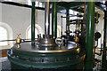 TQ1878 : Kew Bridge Steam Museum - Boulton & Watt beam engine by Chris Allen
