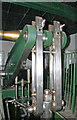 TQ1878 : Kew Bridge Steam Museum - Maudslay beam engine by Chris Allen