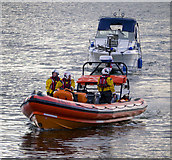 J5082 : Bangor Lifeboat Rescue by Rossographer