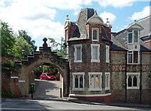 SK5639 : Gateway, Castle Grove, Nottingham by Stephen Richards