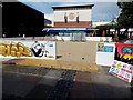 ST2995 : Flip-flop zone in Cwmbran shopping centre by Jaggery