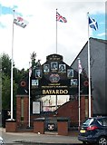 J3274 : Memorial to the victims of the Bayardo Bar bombing of August 1975 by Eric Jones