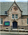 NS2477 : Former Gourock Central School by Thomas Nugent