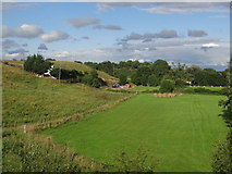 N2631 : Fields from the train by Ian Paterson