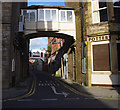 SD4364 : Back Crescent Street, Morecambe by Ian Taylor
