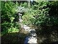 SZ0589 : Stepping Stones in Japanese Gardens by Paul Gillett