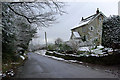 TQ4928 : Chillies Farm Cottage on Chillies Lane by Robin Webster