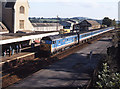 ST4508 : Trains at Crewkerne - 1991 (2) by The Carlisle Kid