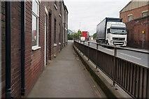 SE5023 : Weeland Road, Knottingley by Ian S