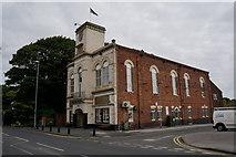 SE5023 : Knottingley Town Hall by Ian S