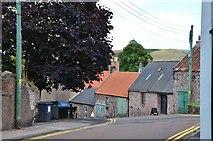 NT9927 : Ramsey's Lane, Wooler by Jim Barton