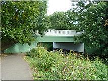 TQ1372 : Hospital Bridge by Robin Webster