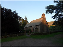 NY4319 : St Peter's Church, Martindale by Anthony Foster