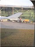 TQ0575 : Heathrow  Terminal 5 by Martin Dawes