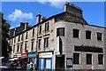 NS6161 : Corner of Main Street & Farmeloan Road, Rutherglen by Leslie Barrie