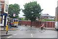 TQ2280 : Thorpebank Rd by N Chadwick
