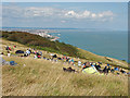 TV5995 : Beachy Head by Alan Hunt