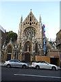 TQ2479 : Church of St John the Baptist, Holland Road by Stephen Craven