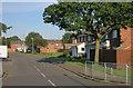 TL4966 : Former Waterbeach Barracks, Capper Road by Hugh Venables