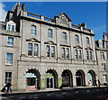 NJ9406 : The Old Fire Station, King Street, Aberdeen by Bill Harrison