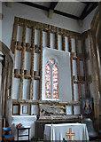 ST5445 : Jesse reredos, St Cuthbert's church, Wells by Julian P Guffogg