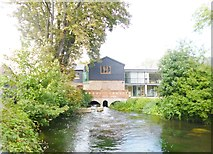 TQ0481 : Cowley, former mill by Mike Faherty