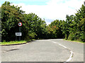 TM2996 : Entering Kirstead Green on Kirstead Green by Adrian Cable