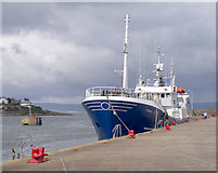 J5082 : The 'Stefanie-M' at Bangor by Rossographer
