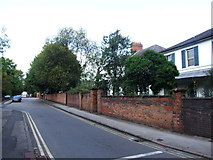 SP0485 : Vicarage Road, Edgbaston by Chris Whippet