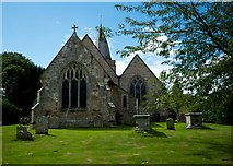 TQ7924 : Ewhurst Green, St James the Great East Sussex by Peter Skynner
