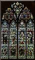 SO7137 : East Window, St Michael & All Angels church, Ledbury by Julian P Guffogg