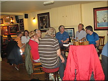SU4208 : Eve of AGM 2014 Geographers in Hythe 4-Hants by Martin Richard Phelan