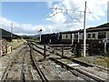 SJ1143 : The 14.10 train departs for Llangollen by Richard Hoare