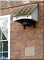 SK7371 : Bellcote on Charles Read's School by Alan Murray-Rust