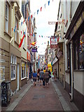 SY6778 : Lower St. Alban Street, Weymouth by Malc McDonald