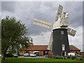 SK7371 : Tuxford Windmill by Alan Murray-Rust