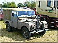SP1002 : Land Rover, Fairford Steam Rally, Quarry Farm, Poulton, Gloucestershire by Brian Robert Marshall