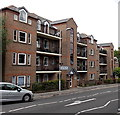 SY6890 : Henchard Court, Dorchester  by Jaggery