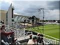 SK5838 : Trent Bridge on TV by John Sutton