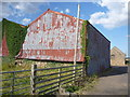 NT4970 : Rural East Lothian : Roadside Sheds At Begbie by Richard West