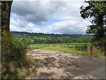 ST1004 : Field entrance near Broadhembury by David Smith