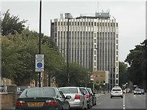 TQ3296 : Enfield Civic Centre by David Howard